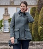 Hoggs of Fife - Sherborne Ladies Lambswool Field Coat