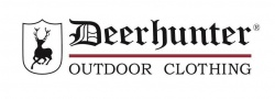 Deerhunter Logo T-Shirt 8839 Long Sleeved Bark Green