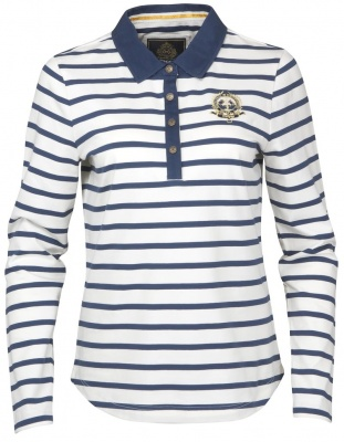 Toggi Desiree Ladies Long Sleeved Striped Top