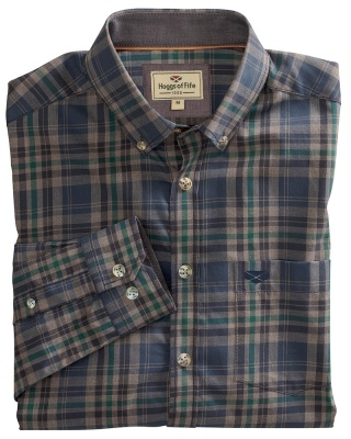 Hoggs Of Fife Galloway Check Shirt