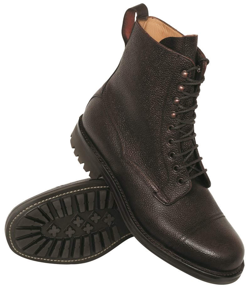 e1cbc452433 Hoggs of Fife Rannoch Veldtschoen Lace Boot