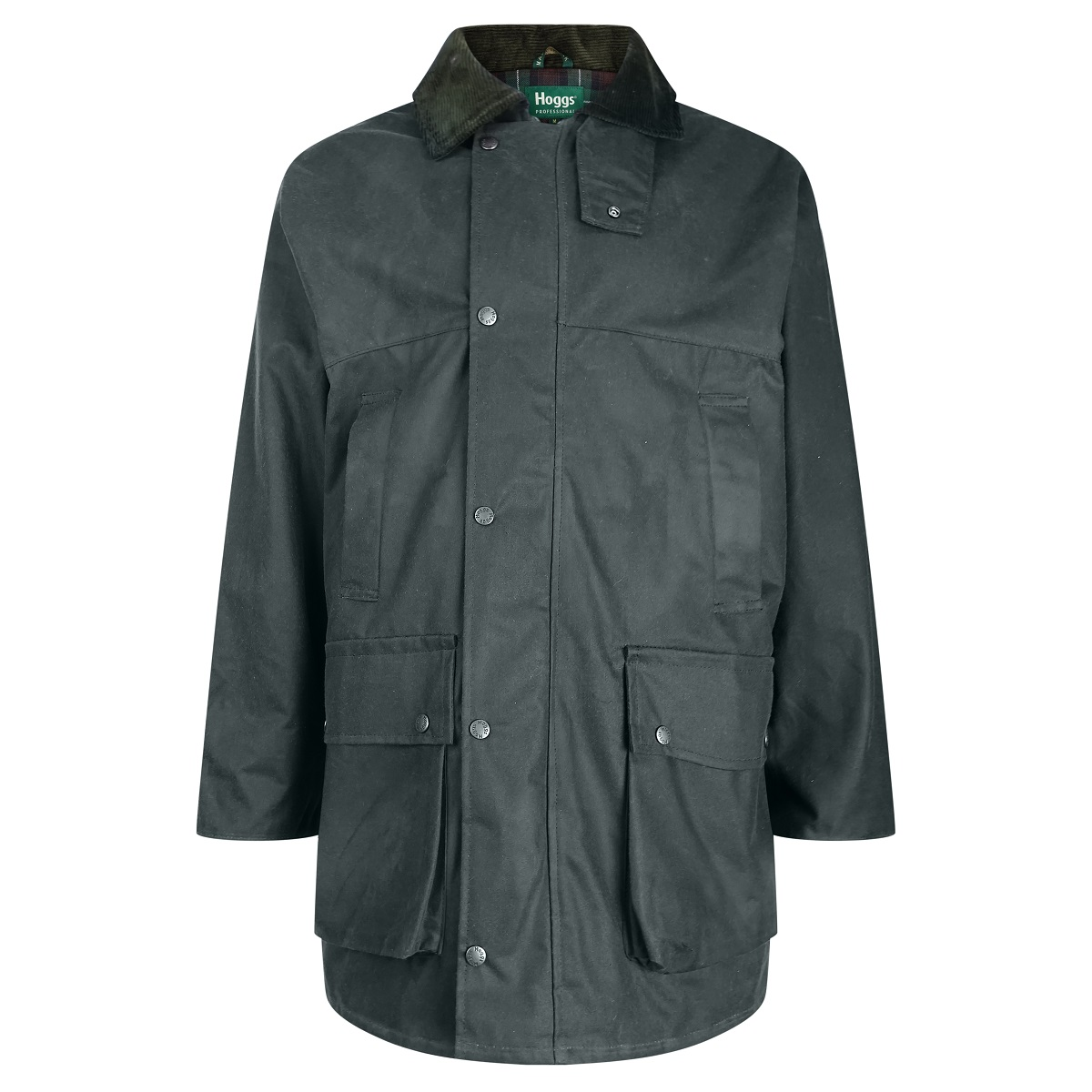 Hoggs of Fife Woodsman Waxed Jacket