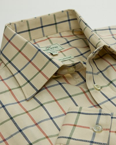 Hoggs of Fife - Senator Premier Tattersall Shirt