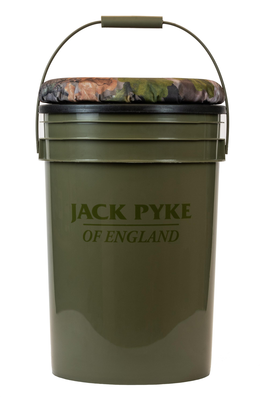 Brand New JACK PYKE SKEET VEST Green//Brown Large