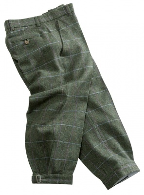 Hoggs of Fife Albany Ladies Lambswool Breeks