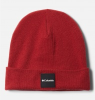 Columbia - City Trek™ Graphic Beanie - Mountain Red - O/S