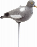 Jack Pyke Flocked Pigeon Full Body Decoy