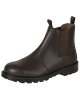 Hoggs Of Fife Classic Dealer Boot - Brown