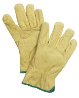 Hoggs of Fife Leather Driver Gloves