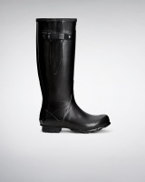 Hunter Womens Norris Field Side Adj - Black