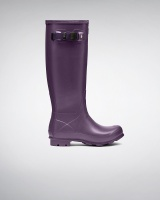 Hunter Womens Norris Field Boot - Dark Iris