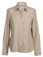 Hoggs of Fife Brook Ladies Cotton Shirt