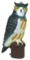 Flambeau Large Owl Pest Decoy