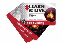 UST Learn & Live Cards - Fire Building