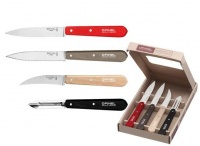 Opinel Loft Kitchen Knife Set