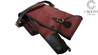 Croots Rosedale Canvas Roll-up Shotgun Slip