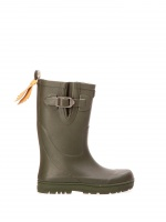 Aigle Woodypop Childrens Rubber Boots - Kaki