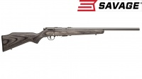 Savage 93R17 BVSS Rifle .170 HMR