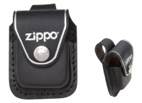 Zippo Leather Lighter Pouch with Fastening Loop