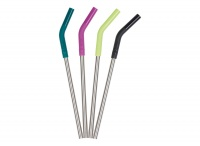 Klean Kanteen 4 Pack of 8mm Straws (Mix)