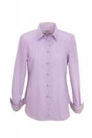 Hoggs of Fife Bonnie Ladies Cotton Shirt