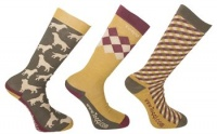 Toggi Solomon Mens 3 Pack Socks