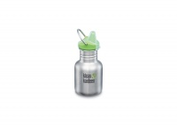Klean Kanteen Kid Classic 355ML Single Wall & Sippy Cap