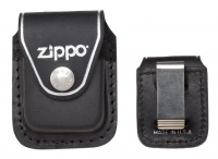Zippo Leather Lighter Pouch with Fastening Clip