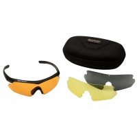 Deerhunter Shooting Glasses with Replaceable Glass