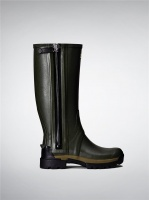 Hunter Mens Balmoral Technical Zip Wellington Boots