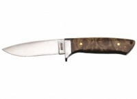 Whitby Sheath Knife Walnut Handle (3.5)