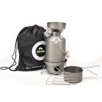 Ghillie Kettle Explorer and Cook Kit - Hard Anodised