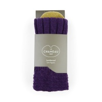 Le Chameau Shooting Socks - Purple