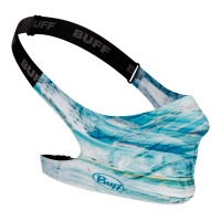 Buff Filter Mask - Makrana Sky Blue
