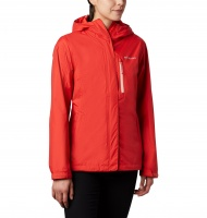 Columbia Ladies Pouring Adventure II Jacket - Bold Orange