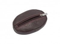 Zippo Leather Zipped Coin Purse