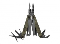 Leatherman Charge+ Multi Tool w/ Nylon Pouch - Forest Camo