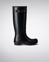 Hunter Womens Norris Field Wellington Boots - Black
