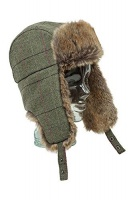 Hoggs of Fife Caledonia Ladies Trapper Hat