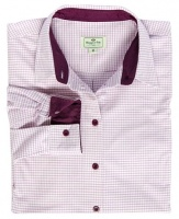 Hoggs of Fife Brodie Ladies Cotton Country Shirt