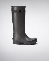 Hunter Mens National Trust Norris Boot - Gravel