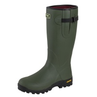Hoggs of Fife Field Sport Neoprene-Lined Rubber Boot