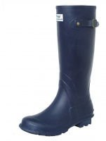Hoggs of Fife Braemar Navy Wellington Boot