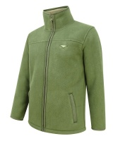 Hoggs of Fife - Clydesdale Heavy Fleece Jacket