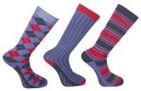 Toggi James Mens 3 Pack Socks