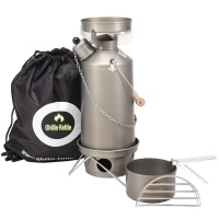Ghillie Kettle Adventurer and Cook Kit - Hard Anodised