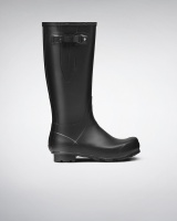 Hunter Mens Norris Field Adjustable - Black