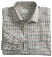 Hoggs of Fife Skye Tattersall Check Shirt