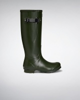 Hunter Womens Norris Field Side Adj - Vintage Green