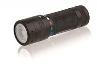 LED Lenser T2QC Quad Colour Tactical Torch